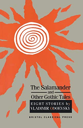 9781853992278: Odoevsky: The Salamander and Other Gothic Tales