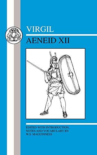 9781853992445: Virgil: Aeneid XII: Bk. 12