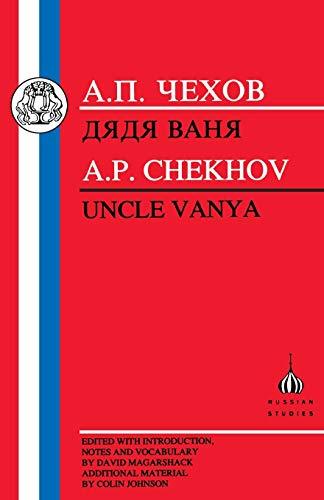 Chekhov: Uncle Vanya (Russian Texts): Anton Chekhov