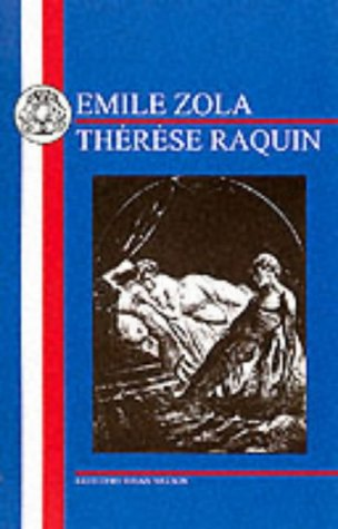 9781853992872: Emile Zola: Therese Raquin (French Texts)