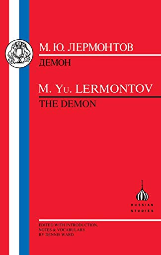 9781853993169: Lermontov: Demon (Russian Texts) (Russian Edition)