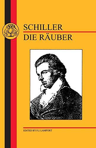 9781853993183: Schiller: Die Rauber (German Texts)