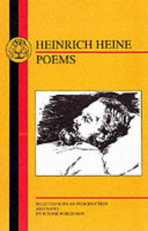 9781853993350: Heine: Poems (German Texts)