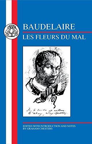 9781853993442: Baudelaire: Les Fleurs Du Mal (French Texts)