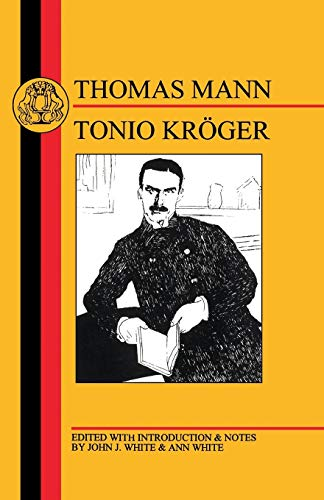 9781853993459: Mann: Tonio Kroger (German Texts)