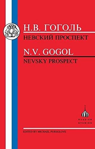 9781853993480: Gogol: Nevsky Prospect (Russian Texts)