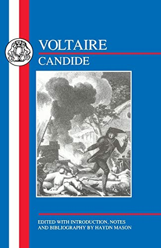 9781853993695: Voltaire: Candide (French Texts)