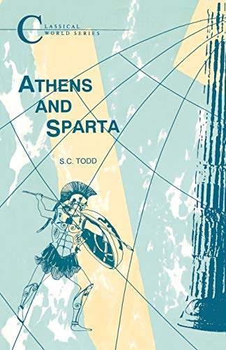 9781853993985: Athens and Sparta (BCP Classical World Series)