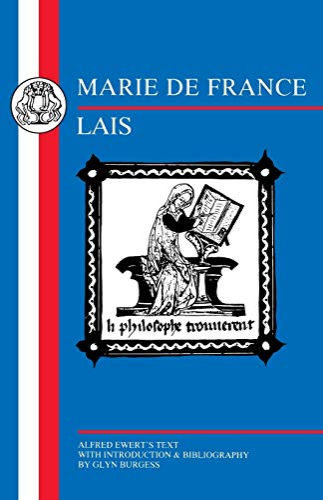 9781853994166: Marie de France: Lais (French Texts)