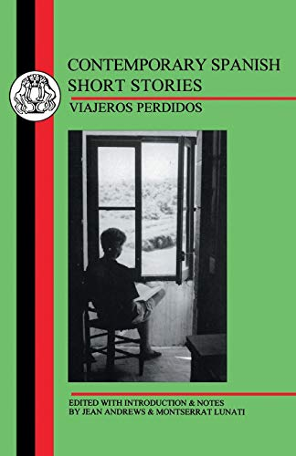 9781853994609: Contemporary Spanish Short Stories (Spanish Texts)