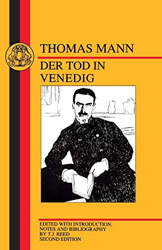 9781853994685: Mann: Der Tod in Venedig (German Texts)