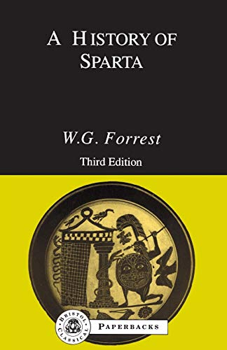 9781853994777: A History of Sparta (Bristol Classical Paperbacks)
