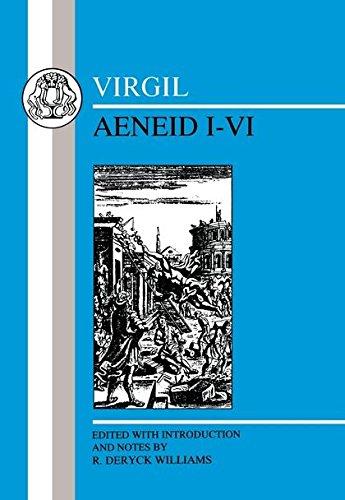 9781853994968: Virgil: Aeneid I-Vi: Bks. 1-6