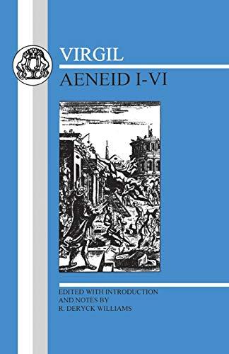 Virgil: Aeneid I-VI (Latin Texts) (Bks. 1-6) (9781853994968) by Virgil