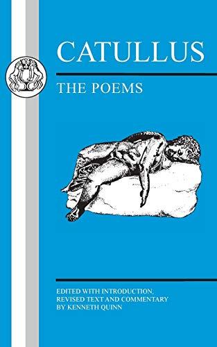 9781853994975: Catullus: The Poems