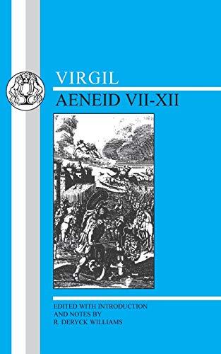 9781853995002: Virgil: Aeneid VII-XII (Latin Texts) (Bks. 7-12)