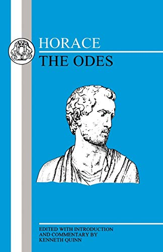 9781853995132: Horace: Odes (Latin Texts)