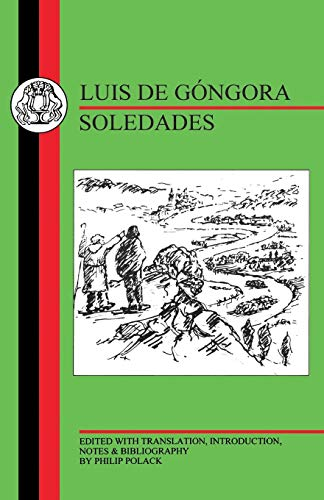 9781853995330: Gongora: Soledades (Spanish Texts)