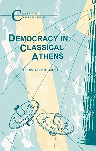 9781853995354: Democracy in Classical Athens (Duckworth Classical Essays)