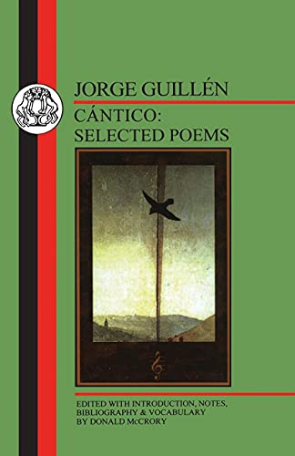 9781853995460: Guillen: Cantico (Spanish Texts)