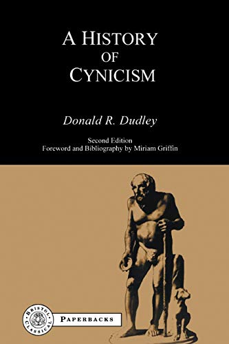 9781853995484: History of Cynicism: From Diogenes to the Sixth Century A.D. (BCPaperbacks)