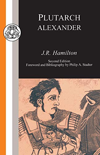 9781853995743: Plutarch: Alexander (BCP Classic Commentaries on Greek and Latin Texts)
