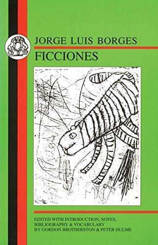 9781853995903: Borges: Ficciones (Spanish Texts)