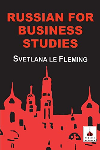 9781853996115: Russian for Business Studies