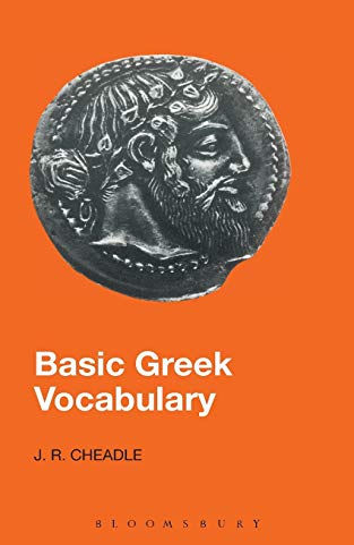 9781853996344: Basic Greek Vocabulary