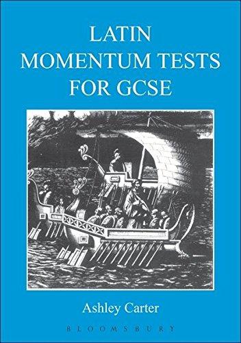 9781853996672: Latin Momentum Tests for GCSE