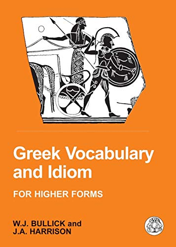 9781853996771: Greek Vocabulary and Idiom (Bcpaperbacks)