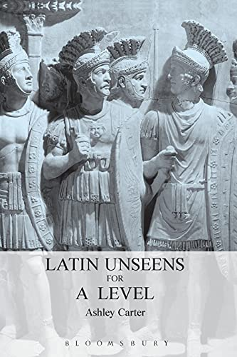 9781853996818: Latin Unseens for A Level