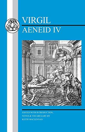 9781853997051: Virgil: Aeneid IV: Book 4