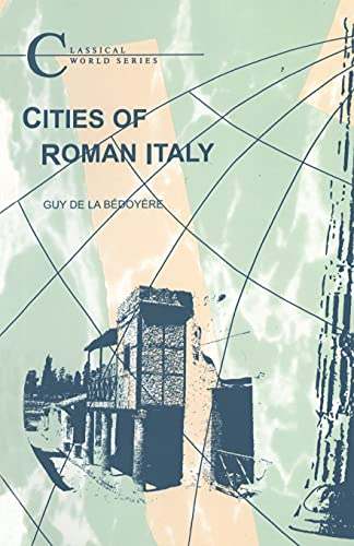 9781853997280: Cities of Roman Italy (Classical World)