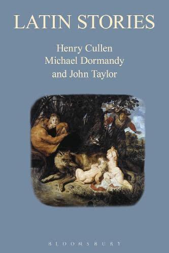 Latin Stories: A GCSE Reader: John Taylor, Michael