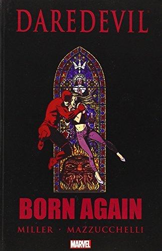 9781854000057: Daredevil: Born Again