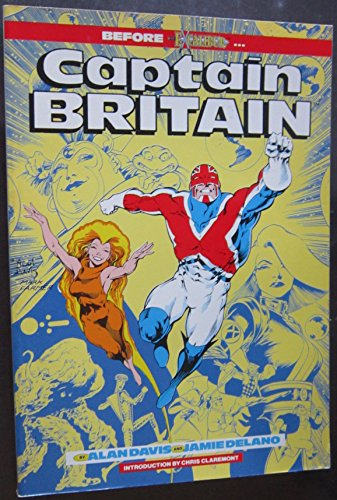 9781854000200: Captain Britain: Dipped in Magic, Clothed in Science