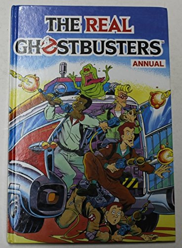 9781854001399: Real Ghostbusters Annual 1991