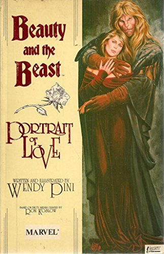 9781854001627: Beauty and the Beast: A Portrait of Love