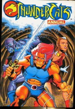9781854001740: Thundercats Annual 1991