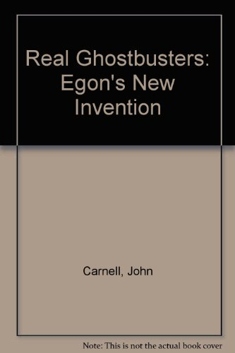 Real Ghostbusters: Egon's New Invention