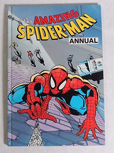 9781854002822: Amazing Spiderman Annual 1992