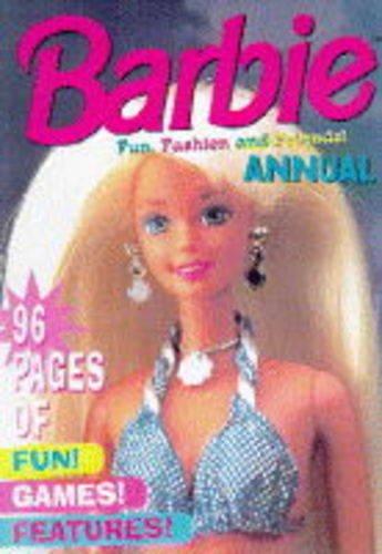 Barbie Annual 1997