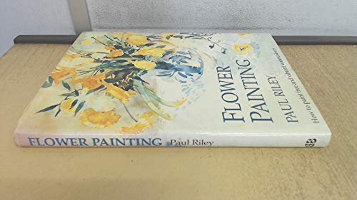 9781854040015: Flower Painting: How to Paint Free and Vibrant Watercolours