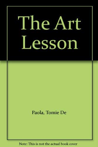 9781854060419: The Art Lesson