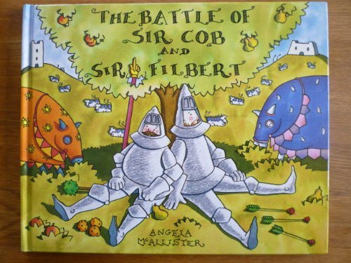 9781854061249: The Battle of Sir Cob and Sir Filbert