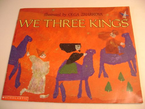 We Three Kings: Zharkova, Olga