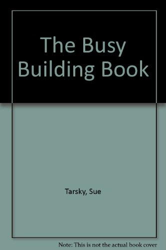 9781854062413: The Busy Building Book