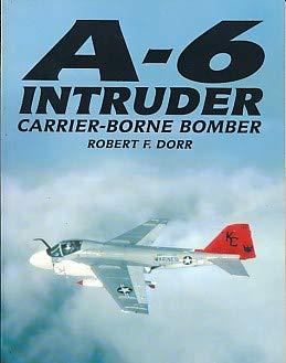 9781854090034: A-6 Intruder: Carrier-Borne Bomber