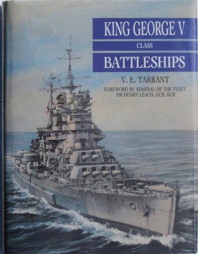 King George V Class Battleships: Tarrant, V.E.